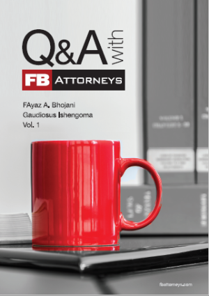Q&A with FB Attorneys Book