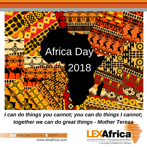 Africa Day 2018 – Focus on Africa being more self-sufficient