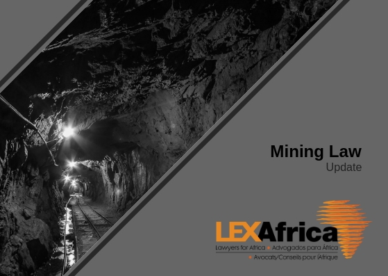 LEX Africa Guide to Mining in Africa 2019